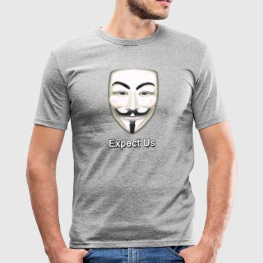Guy Fawkes - slim fit T-shirt