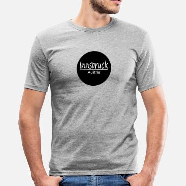 Innsbruck Innsbruck - Men's Slim Fit T-Shirt