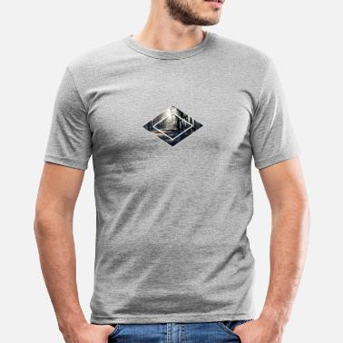 Forest Forest forests in the forest - Men's Slim Fit T-Shirt
