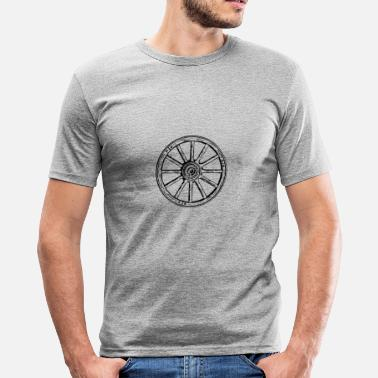 Wiel wiel - slim fit T-shirt