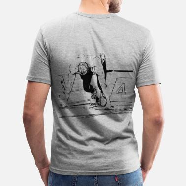 Sprinter Sprinter - Männer Slim Fit T-Shirt