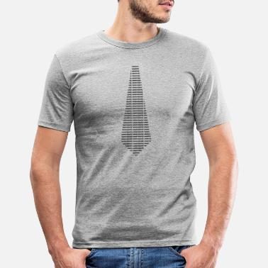 Slips slips - Slim fit T-shirt mænd