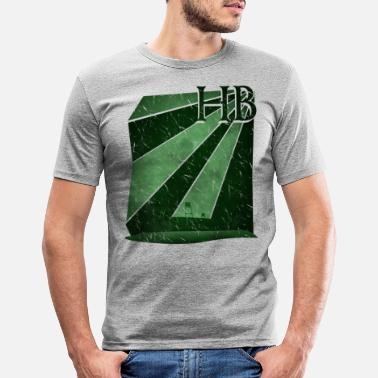 Stadium Bremen football stadium Weser Stadium - Men's Slim Fit T-Shirt