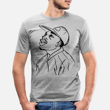 Rapper Rapper - Männer Slim Fit T-Shirt