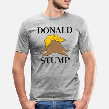 Stump Donald Stump - T-shirt slim fit herr