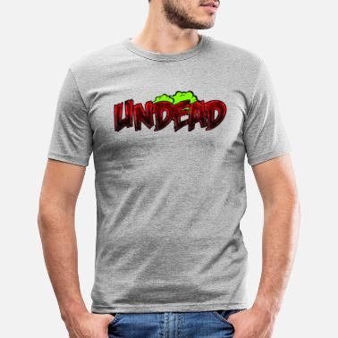 Undead Undead - Undead Comic - Men's Slim Fit T-Shirt