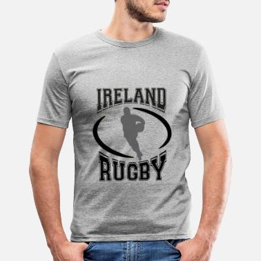 rugby ireland - Men's Slim Fit T-Shirt