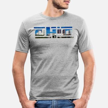 Ohio Ohio - Männer Slim Fit T-Shirt
