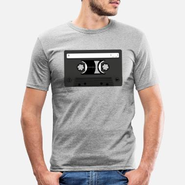Tape TAPE - Männer Slim Fit T-Shirt