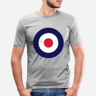 Target MOD TARGET SLIM FIT SHIRT - Männer Slim Fit T-Shirt