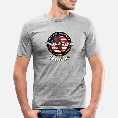 Us US Patriot US Army - Slim fit T-shirt mænd