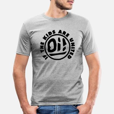 United United - Männer Slim Fit T-Shirt