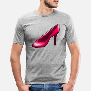 Highheels Highheels 3 - Men's Slim Fit T-Shirt