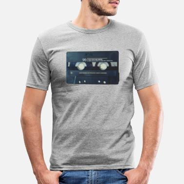 Cassette Cassette - cassette - Men's Slim Fit T-Shirt