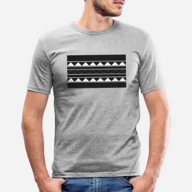 Indie Indie - T-shirt moulant Homme