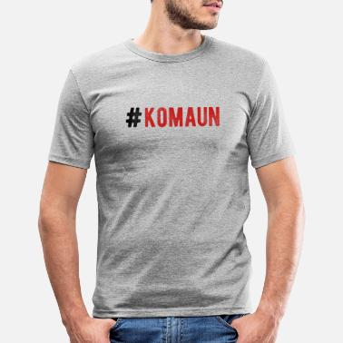 Komaun - Men's Slim Fit T-Shirt
