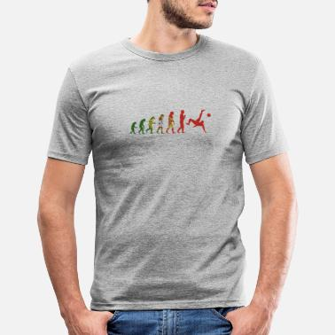 Portugal Evolution Football Portugal - T-shirt moulant Homme