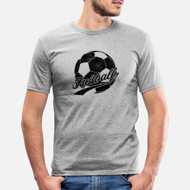 Soccer Soccer Soccer - Men's Slim Fit T-Shirt
