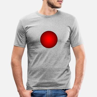Bal bal - Mannen slim fit T-shirt