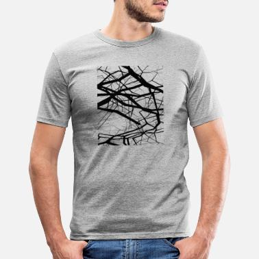 Chaos chaos - Men's Slim Fit T-Shirt