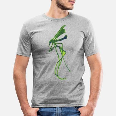 Insect insect - Mannen slim fit T-shirt