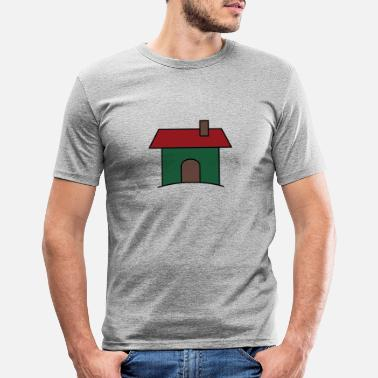 House Keeper House - Men's Slim Fit T-Shirt