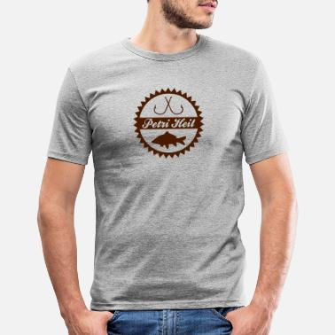 Petri Heil Petri Heil - Men's Slim Fit T-Shirt