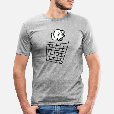 Trash Trash - T-shirt moulant Homme