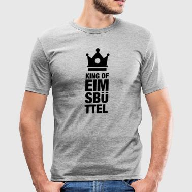 King of Eimsbüttel - slim fit T-shirt