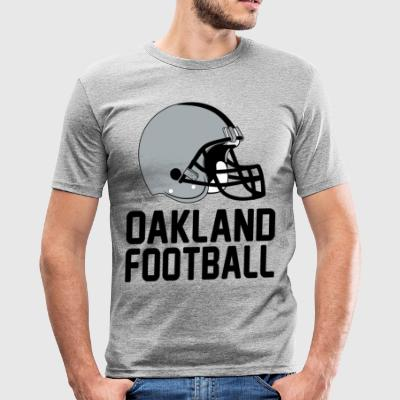 Helmet Oakland - Herre Slim Fit T-Shirt