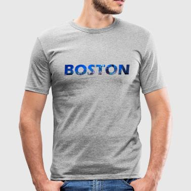 Boston - Tee shirt près du corps Homme