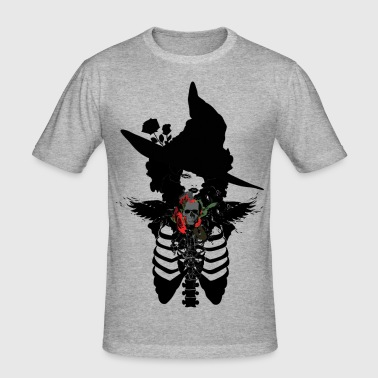 Sexy witch - Men's Slim Fit T-Shirt