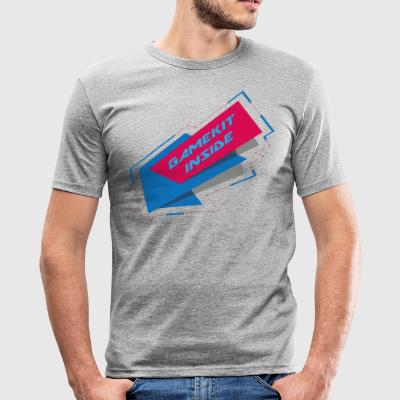 Inside GameKit - Slim Fit T-shirt herr