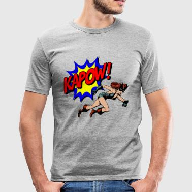 Kapow - slim fit T-shirt