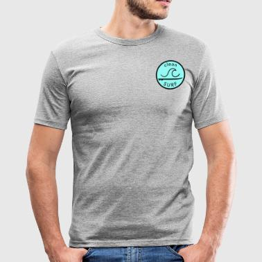 866295c1b862d012058705be5f245316 - Männer Slim Fit T-Shirt