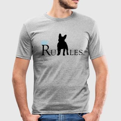 Bully regler! - Herre Slim Fit T-Shirt