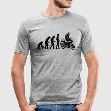 Human Evolution Enduro - Slim Fit T-shirt herr