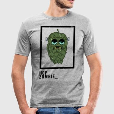 HOP ZOMBIE - Slim Fit T-shirt herr