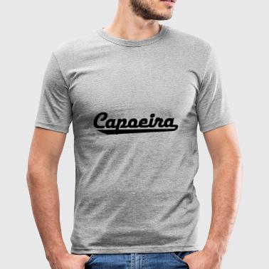 2541614 15409394 capoeira - Men's Slim Fit T-Shirt