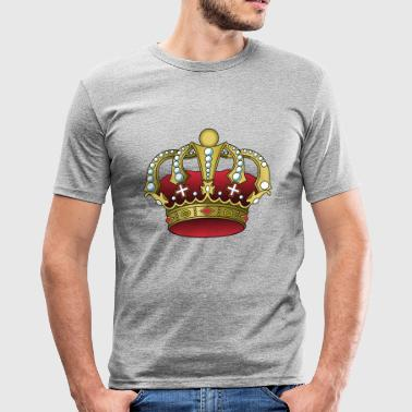 Crown - Men's Slim Fit T-Shirt