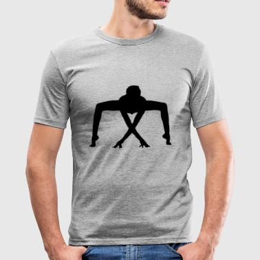 sexy - Männer Slim Fit T-Shirt