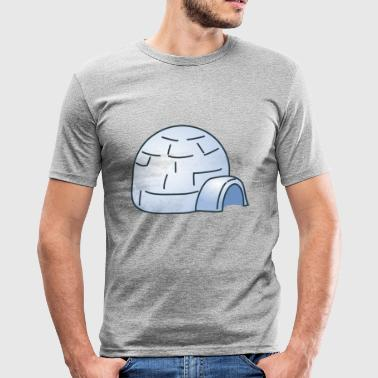 Iglu - Männer Slim Fit T-Shirt