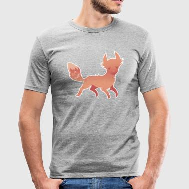 fox - Slim Fit T-shirt herr