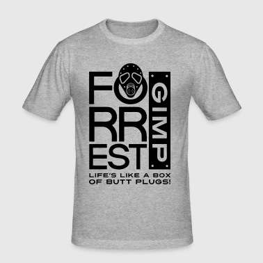forestgimp - Men's Slim Fit T-Shirt