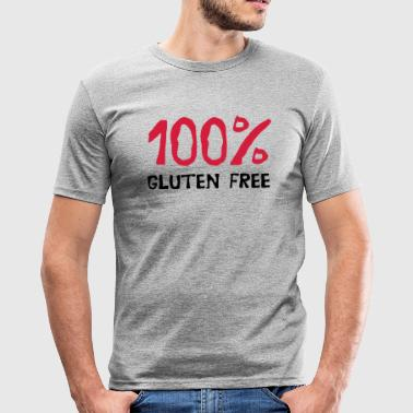 100% GlutenFree - slim fit T-shirt