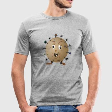 Germ - Männer Slim Fit T-Shirt