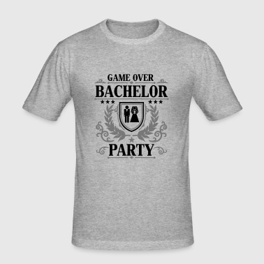 Bachelor Party - Männer Slim Fit T-Shirt