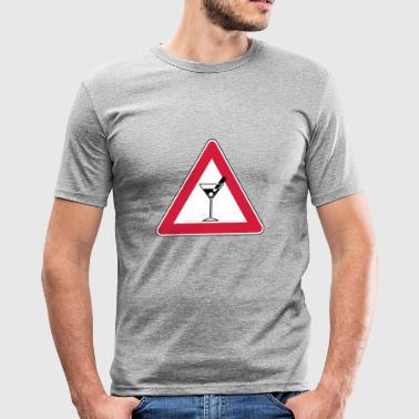 _ risk - Slim Fit T-shirt herr