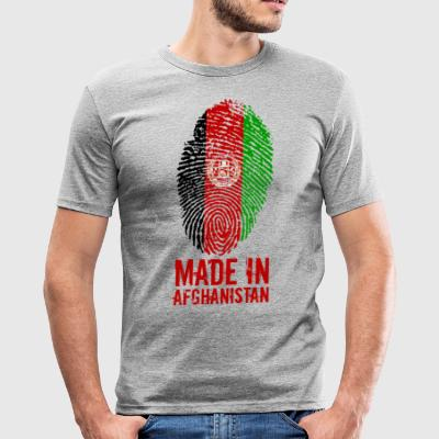 Made in Afghanistan / Made in Afghanistan - Slim Fit T-shirt herr