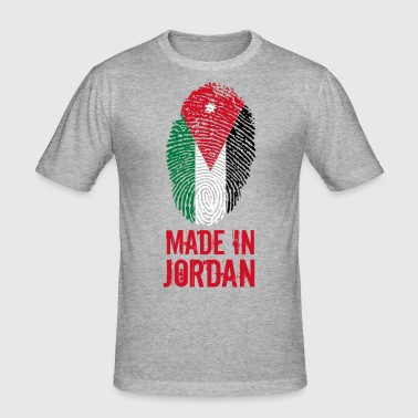 Fabriqué en Jordanie / Made in Jordan الأردن - T-shirt près du corps Homme